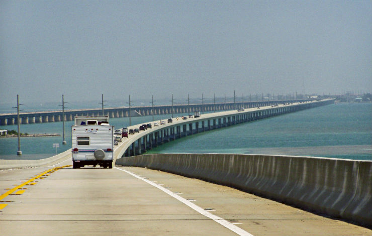 Seven Mile Bridge – Flórida – EUA