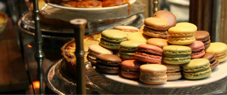 Macarons em Paris