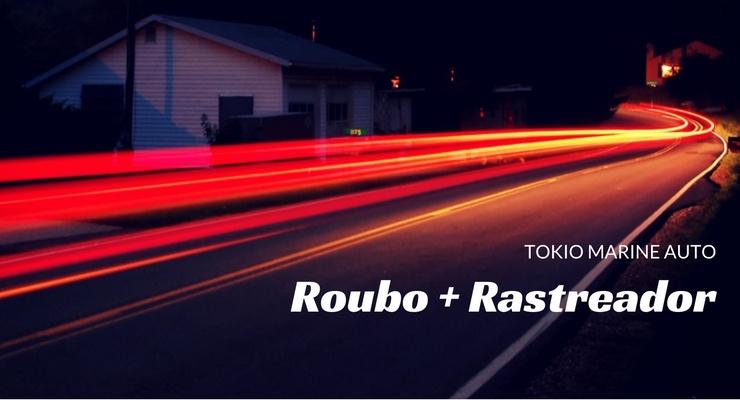Tokio marine roubo + rastreador seguro auto