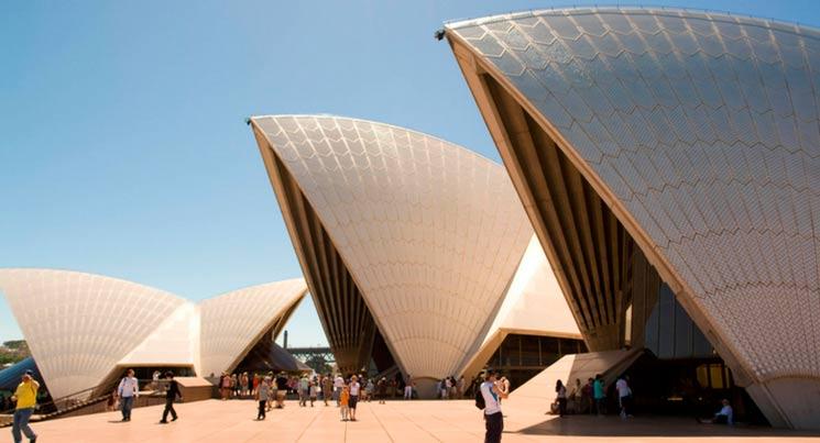 Imagem da Ópera de Sydney - Sydney