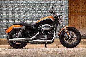 Harley Davidson modelo XL 1200