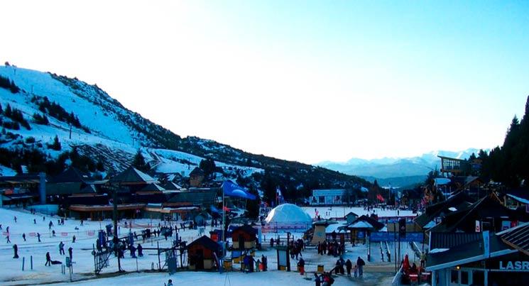 Imagem de estação de ski em Barilioche