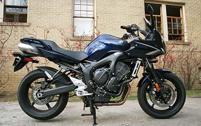 motocicleta da categoria naked