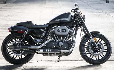 Motocicleta da categoria roadster