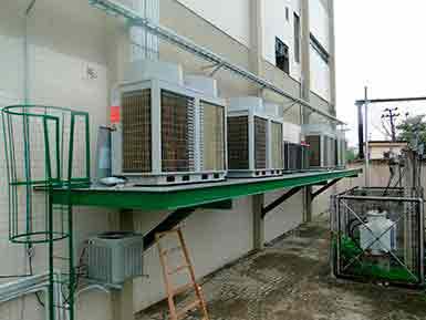 Modelo de ar condicionado splitão