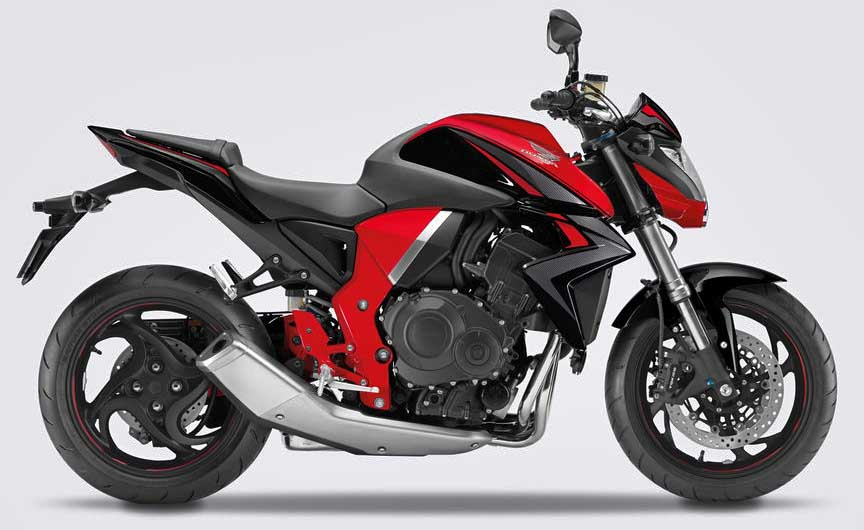 honda cb1000r categoria naked