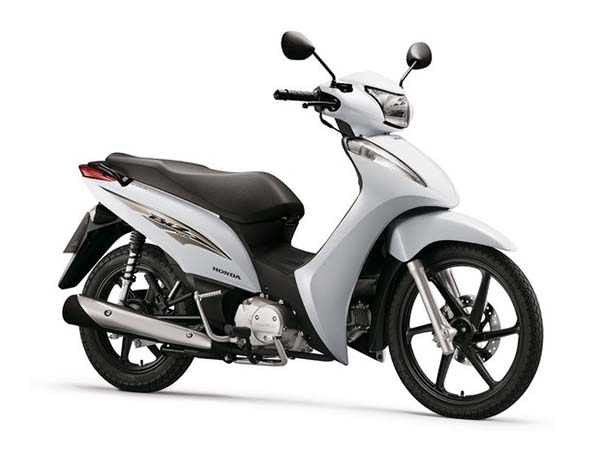 Honda biz 125 categoria cub