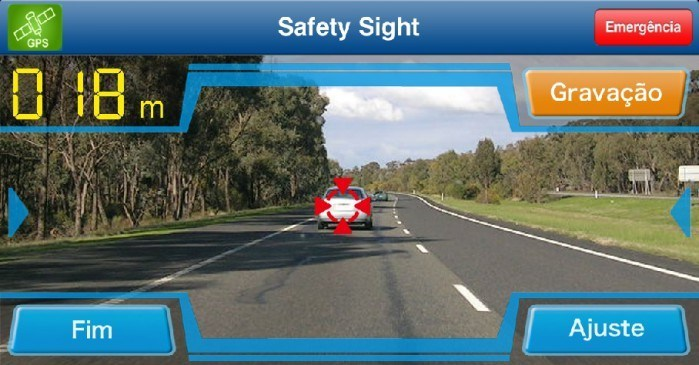 Safety Sight App, a favor da segurança do motorista