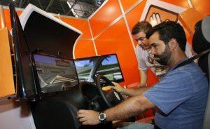 Simulador em autoescola pode tornar aprendizado mais seguro