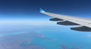 Veja as rotas de avião mais longas
