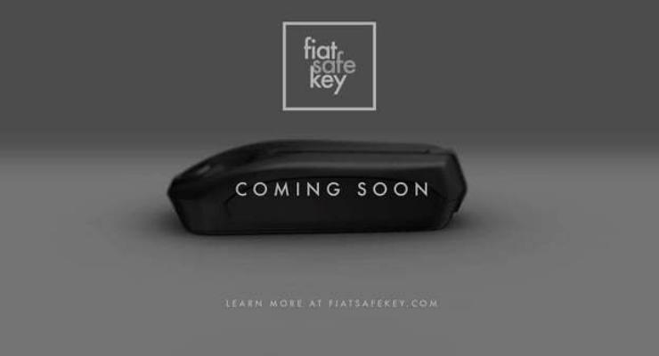 Safe Key da Fiat