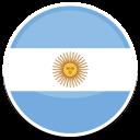 icone bandeira argentina