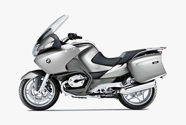 motocicleta de categoria touring