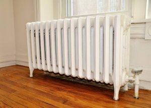 aquecimento por radiador