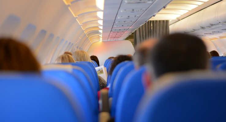 Mal estar durante o voo