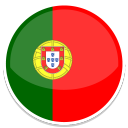 icone bandeira portugal