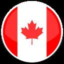 icone bandeira canada