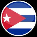 icone bandeira cuba