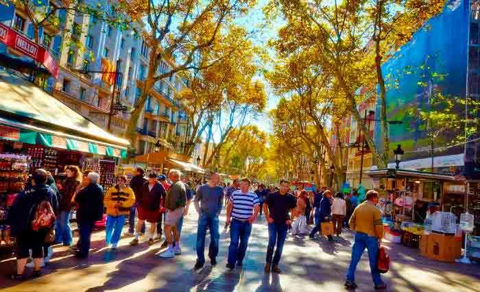 rua de barcelona