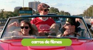 Carros de filmes