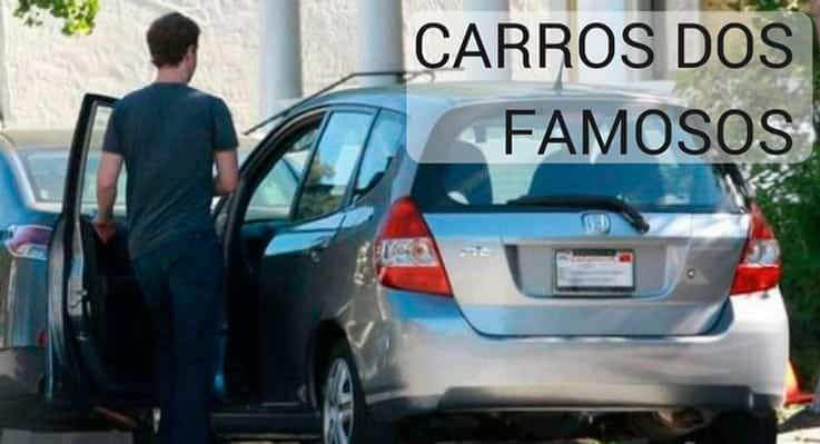 Carros dos famosos