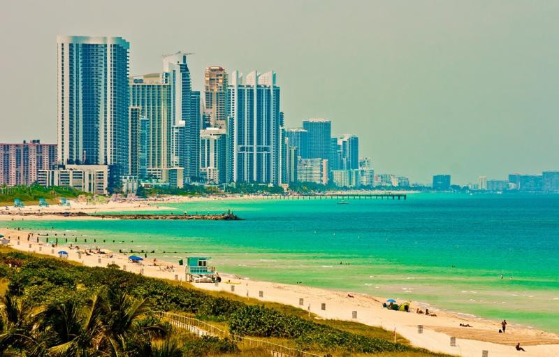 Conheça as praias de Miami
