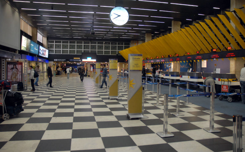 como aproveitar o aeroporto