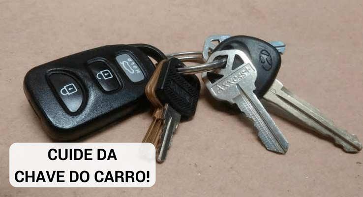 Chave de carro