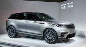 novo modelo da range rover