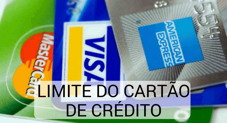 limite do cartão de crédito em compras parceladas