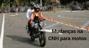 CNH para moto