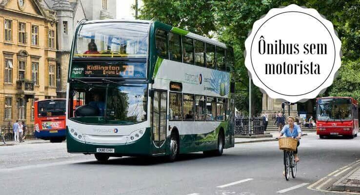 ônibus verde: Conheça o onibus sem motorista