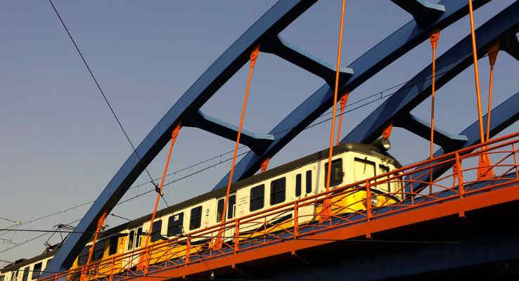 Trem de pequim