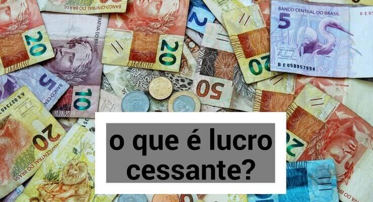 o que é lucro cessante?