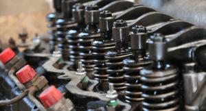 Imagem de um motor para ilustrar a postagem sobre motor aspirado