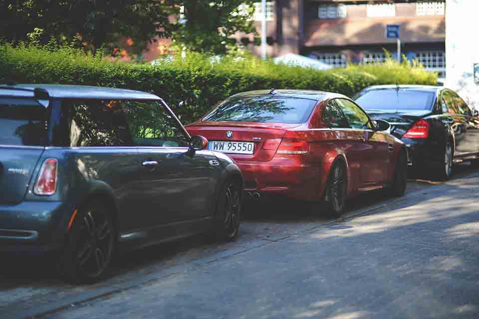 Por que ter um carro com sensor de estacionamento?