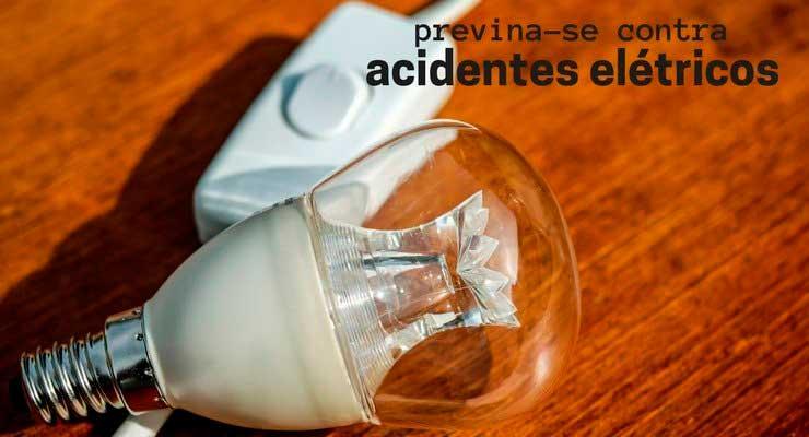 acidentes elétricos