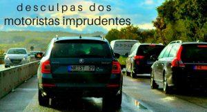veja quais os motoristas imprudentes