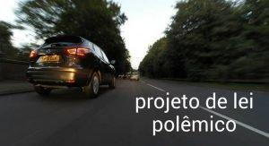 projeto de lei quer penalizar quem pegar carona com motorista bêbado
