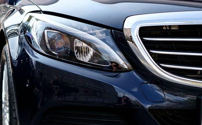 cristalização da pintura do carro