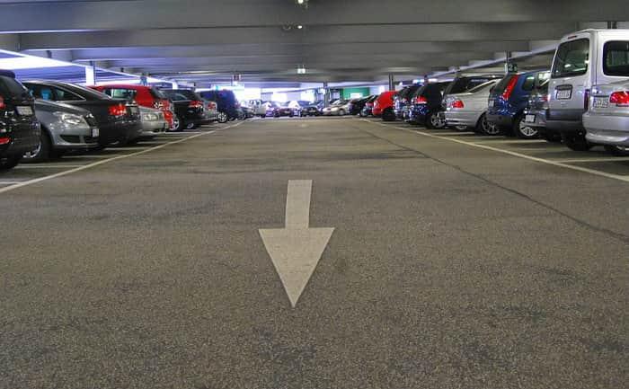 estacionamento aeroporto