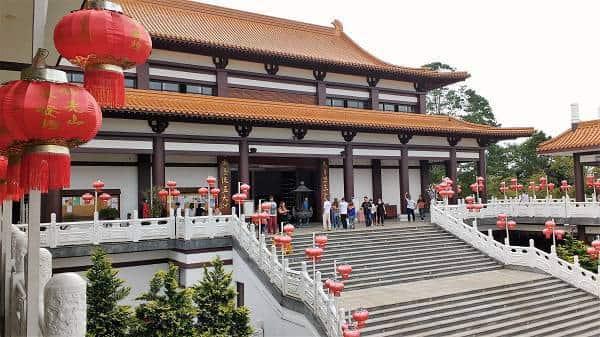 templo zu lai são paulo