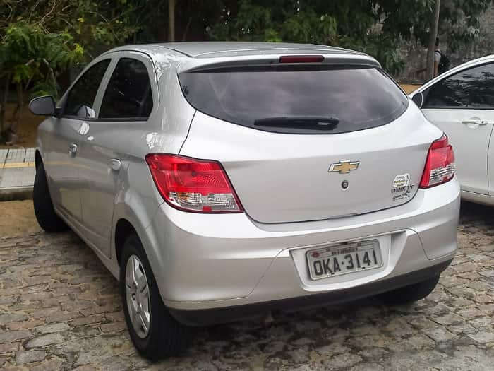 Carros mais pesquisados no Brasil - Onix