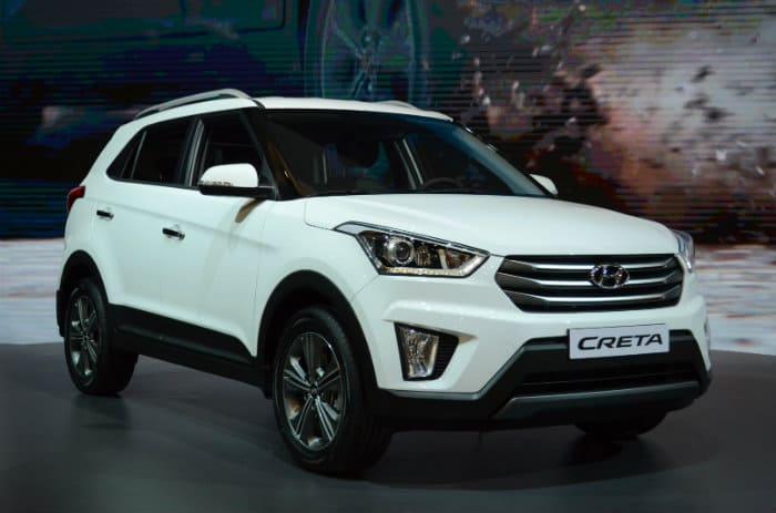 carros mais pesquisados no Brasil - Creta