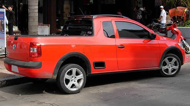 carros mais pesquisados no Brasil - Saveiro