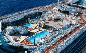 imagem de navio para post sobre como economizar em viagem cruzeiro