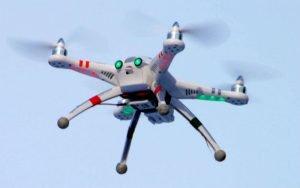 imagem de drone para ilustrar post sobre drones no DF