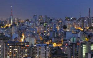 imagem de prédios representando post sobre preço dos imóveis 2017