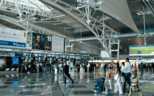 Imagem de aeroporto para ilustrar post sobre raio x aeroporto