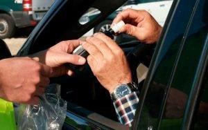 Imagem de teste do bafômetro para ilustrar post sobre morte no trânsito por motorista bêbado